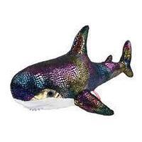 Fancy AKL01BCH Акула с пайетками, 49см