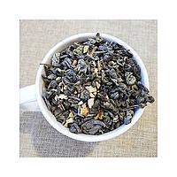 """Чай зеленый листовой """"Имбирный"""""""