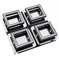 Светодиодный Потолочный светильник likya-4 SMD LED 4x5W