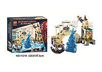Конструктор Нападение Гидромена, Lari 11314 аналог LEGO Hydro-Man Attack 76129