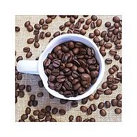 Кофе в зернах с корицей
