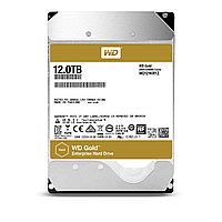 Жесткий диск HDD 12Tb Western Digital Gold WD121KRYZ