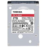 Жесткий диск TOSHIBA 2Tb SATA 6Gb HDWL120UZSVA