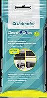 Универсальные чистящие салфетки для поверхностей Defender CLN 30200 Optima пакет с подвесом 20 шт 30200