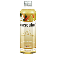 Массажное масло расслабляющее Masculan 200 мл