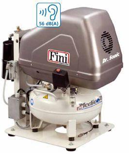 Безмасляный компрессор FINI DR.SONIC 160-24F-FM-1.5M (медицинский)