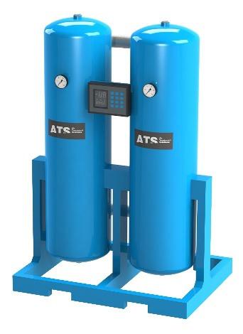 Осушитель адсорбционного типа ATS HGL 800