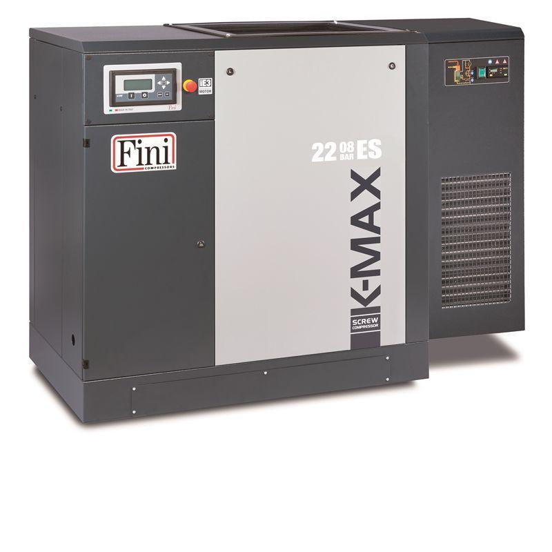 Винтовой компрессор FINI K-MAX 38-13 ES VS (без ресивера с осушителем и частотником)