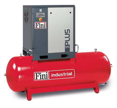 Винтовой компрессор FINI PLUS 11-08-500 (на ресивере)