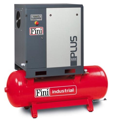 Винтовой компрессор FINI PLUS 8-08-270 (на ресивере)