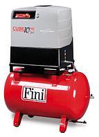 Винтовой компрессор FINI CUBE SD 710-270F ES (на ресивере с осушителем)
