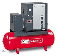 Винтовой компрессор FINI MICRO SE 3.0-08-200 ES (на ресивере с осушителем)