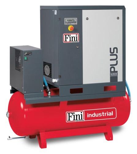 Винтовой компрессор FINI PLUS 8-13-270 ES (на ресивере с осушителем)