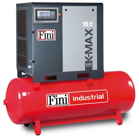 Винтовой компрессор FINI K-MAX 1510-500F (на ресивере с прямым приводом)