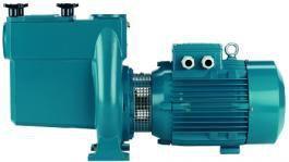 Насос для бассейна Calpeda NMP 50/12HE с предварительным фильтром