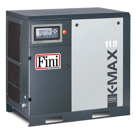 Винтовой компрессор FINI K-MAX 1108 (без ресивера с прямым приводом)