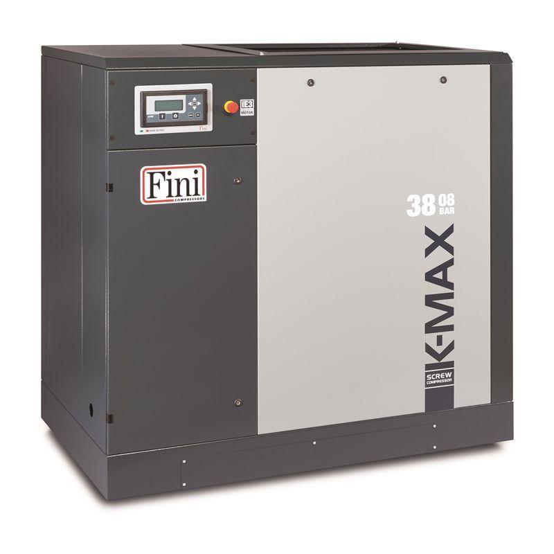 Винтовой компрессор FINI K-MAX 3808 (без ресивера с прямым приводом)