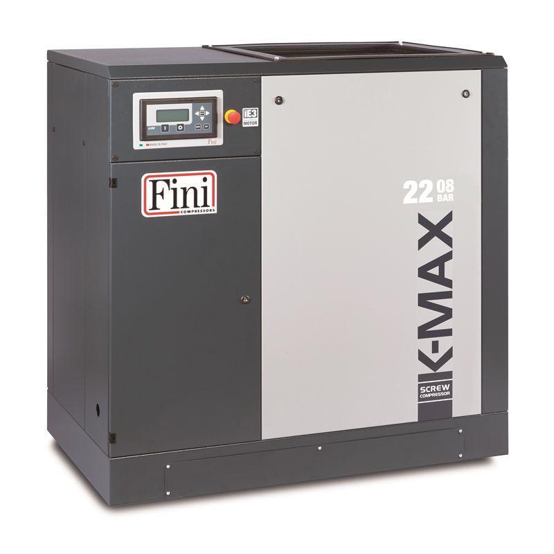 Винтовой компрессор FINI K-MAX 22-08 VS (без ресивера с частотником)