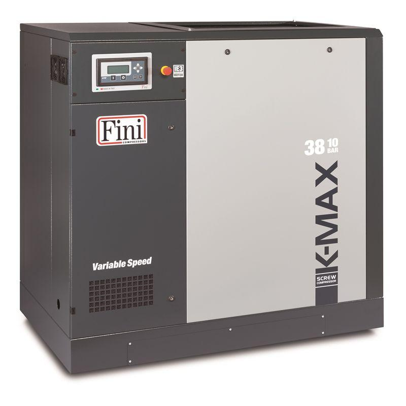 Винтовой компрессор FINI K-MAX 38-08 VS (без ресивера с частотником)