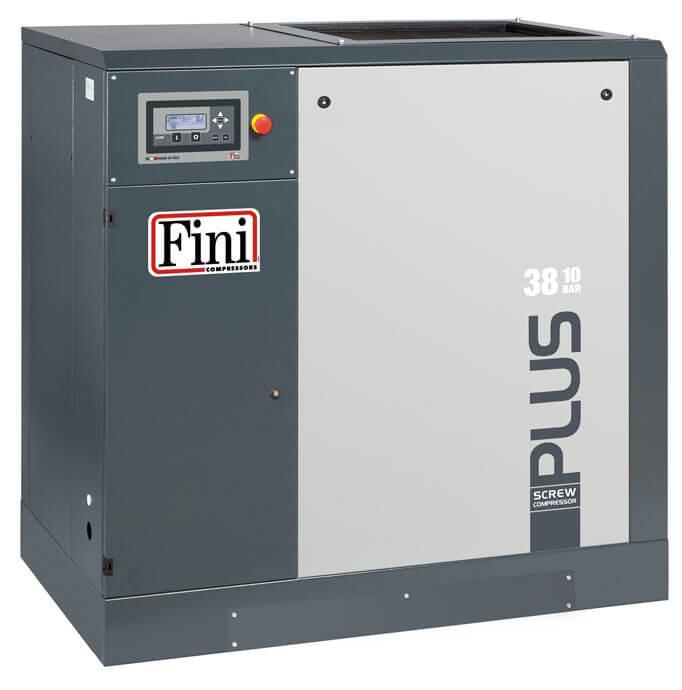 Винтовой компрессор FINI PLUS 38-08 VS (без ресивера и частотником)