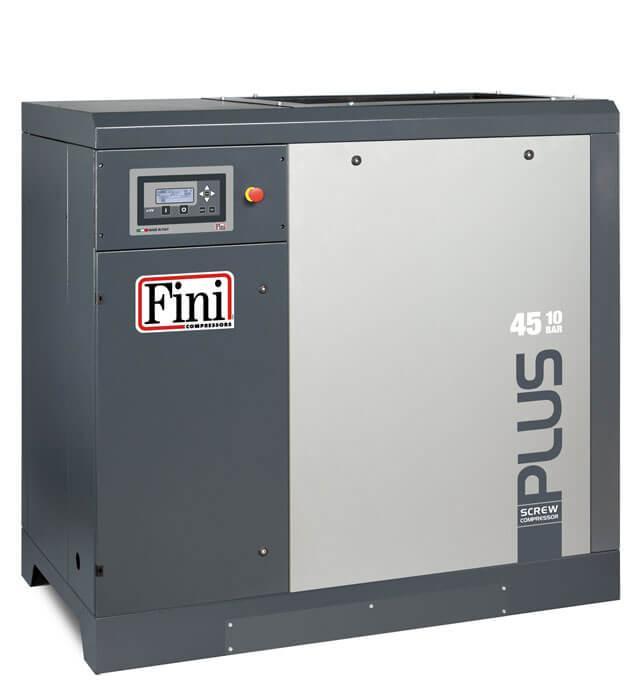 Винтовой компрессор FINI PLUS 56-10 VS (без ресивера с частотником)