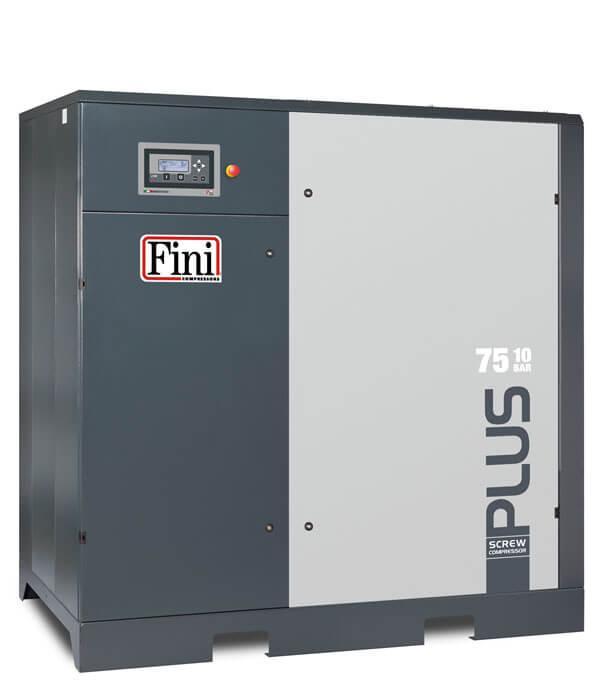 Винтовой компрессор FINI PLUS 75-10 VS (без ресивера с частотником)