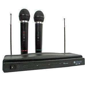 Набор из двух беспроводных микрофонов Defender MIC-155