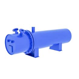 Охладитель выпара атмосферный ОВА-8 нерж. 1,0 мм