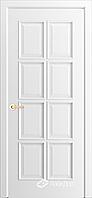 Межкомнатная дверь АВРОРА ПГ Белая