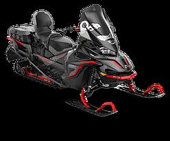 Commander LTD 900 ACE Черно-серый с красным 2022