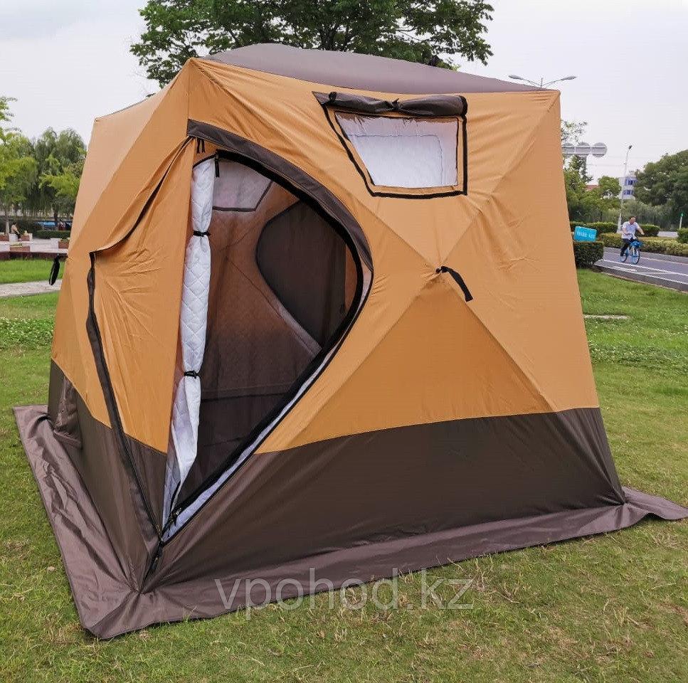 Палатка для бани/зимней рыбалки Mimir 2019