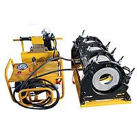 SKAT 160-315мм гидравлический аппарат для стыковой сварки пластиковых труб
