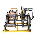 SKAT 160-315мм гидравлический аппарат для стыковой сварки пластиковых труб, фото 2