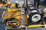 SKAT 160-315мм гидравлический аппарат для стыковой сварки пластиковых труб, фото 3