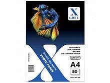 Фотобумага X-GREE А4, матовая двухсторонняя, 220 г/кв.м (50 листов)