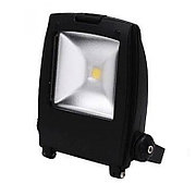 Светодиодный прожектор влагозащищенный HL171L IP65 10W  6500K IP65 220-240V