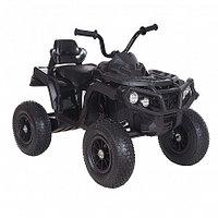 ZHEHUA Электро-Квадроцикл 12V/7Ah, 35W*2, надувные колеса, Черный/BLACK