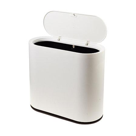 Уценка (товар с небольшим дефектом) Мусорный бак для кухни и ванной комнаты, фото 2