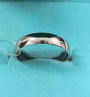 Кольцо серебро ( обручальное). Размер кольца 17.