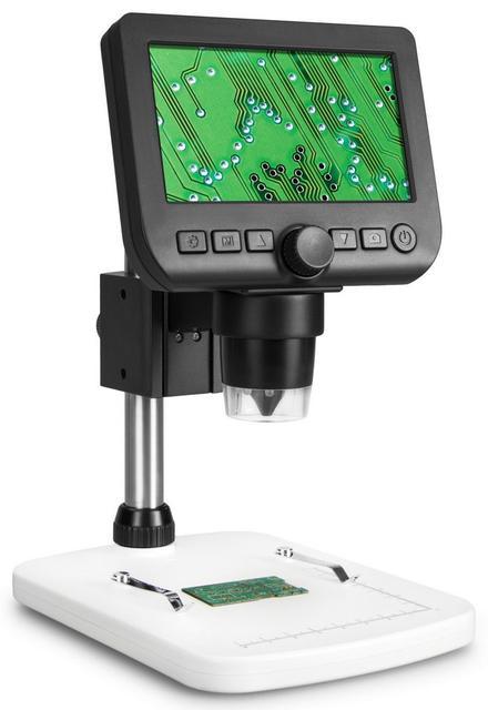 Портативные микроскопы с цифровым дисплеем