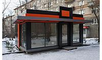 Строительство Киосков, торговые павильоны, контейнеров