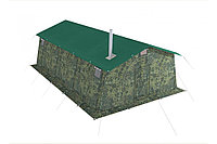 Армейская двухслойная палатка на 40 человек