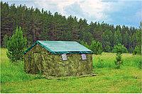 Двухслойная армейская палатка на 10 человек