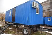 """Жилые здания, вахтовые поселки, мобильные блоки, вагон дома от компании """"KazProm Service"""""""