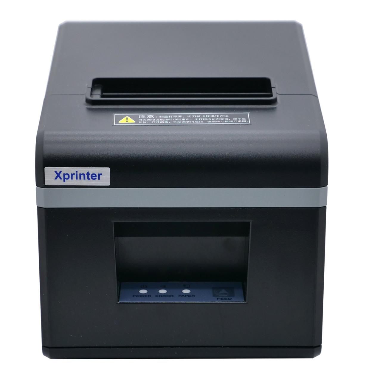 Принтер чеков Xprinter XP-N160ii