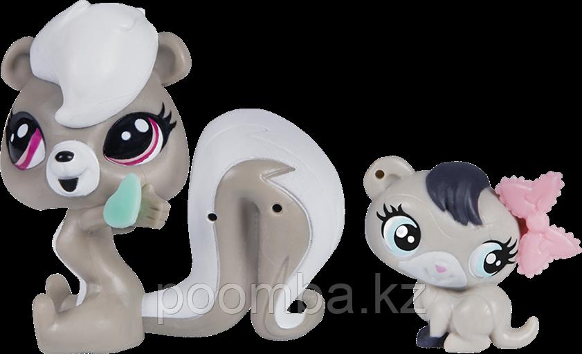 Littlest Pet Shop и ее малыш - Pepper Clark