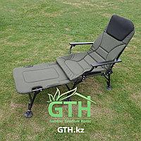 Карповое кресло-кровать (раскладушка) JAT-059D. Доставка.
