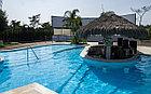 Блочный  пленочный бассейн 20х10х1.6м, фото 4