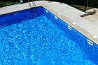 Блочный  пленочный бассейн 20х10х1.6м, фото 6