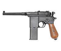 Пистолет Mauser C96 (Маузер)